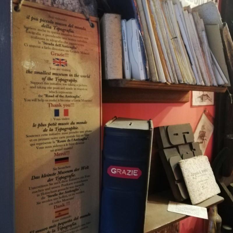 offerta museo della tipografia di napoli
