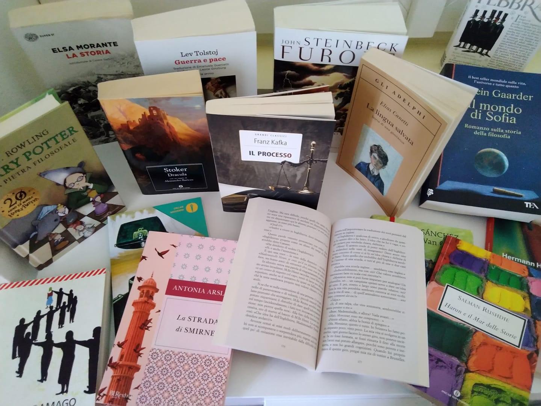 libri di letteratura preferiti da angela esposito