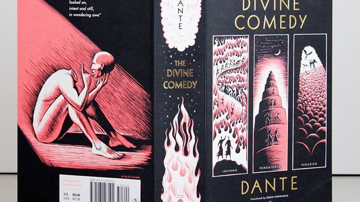 The Divine Comedy: Inferno, Purgatorio, Paradiso (Penguin Classics Deluxe Edition)