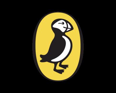 1940 logo Puffin, con il quale vengono pubblicati libri per bambini, evacuati durante la guerra