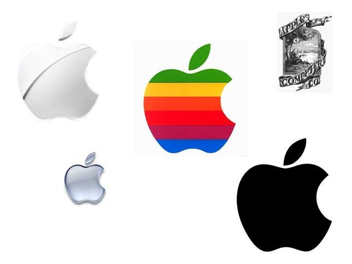 loghi apple dagli inizi ad oggi
