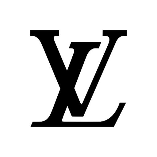 logo nero della luis vuitton